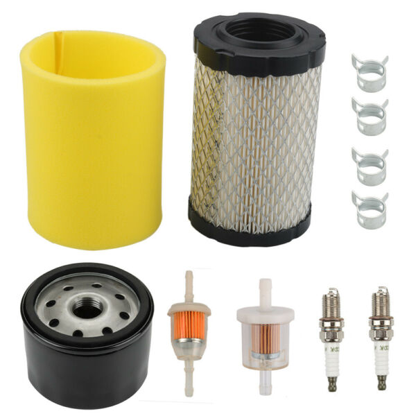 Air Filter Tune Up Kit For Briggs & Stratton 796031 594201 591334 16hp-24hp