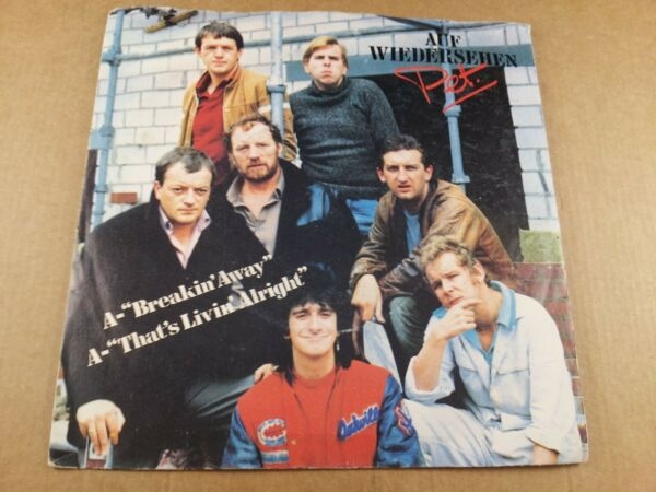Auf Wiedersehen Pet : That#x27;s Livin#x27; Alright : Vintage 7quot; Single From 1983 GBP 6.95