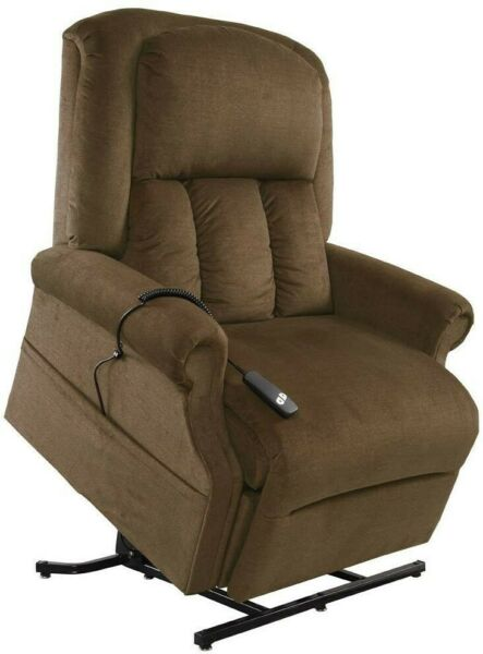 Mega Motion MM-7001 500 lb Capacity Lift Recliner Chair. Seat Width 26