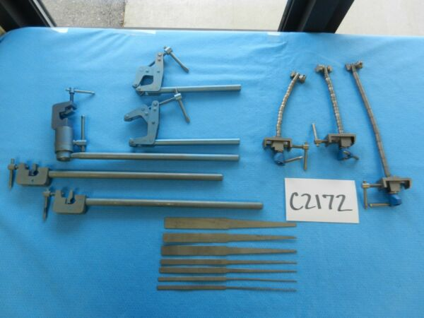 Codman Surgical Orthopedic Neuro Titanium Retractor Set