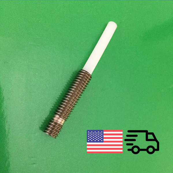 Monoprice Select Mini V2 Pro V3 Heat Break Steel throat W PTFE Tube Spare Parts $6.85
