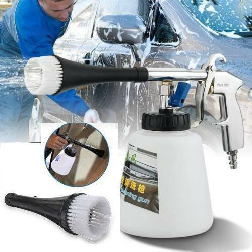 High Pressure Auto Car Air Pulse Surface Cleaning Interior Washer Care Tool Kit
