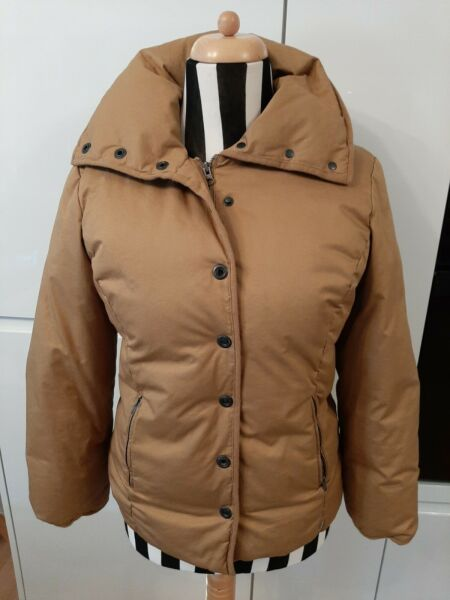 Blue Willi's Casual Ladies Duck Down Coat  Jacket Size S 21