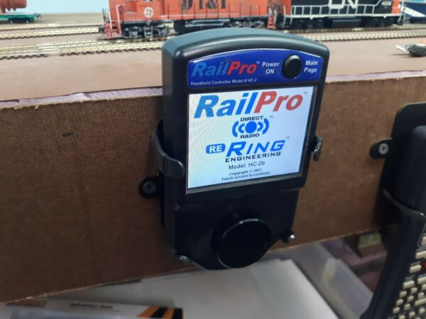 RailPro Throttle Holder By Wrought iron Express