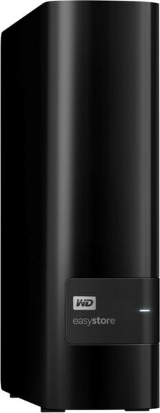 SEALED  WD EasyStore 14TB External USB 3.0 Hard Drive - Black WDBCKA0140HBK-NESN