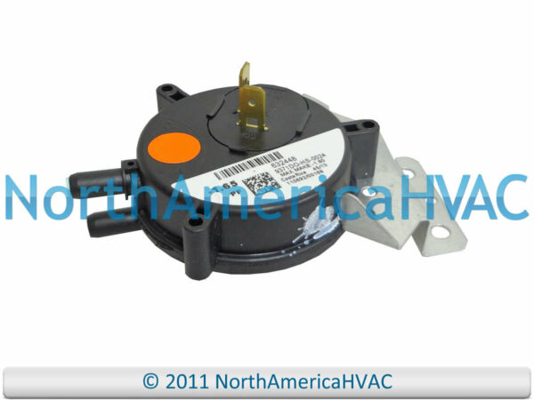 OEM Nordyne Intertherm Furnace Air Pressure Switch MPL 9300 1.65 DEACT N O SPC $40.99