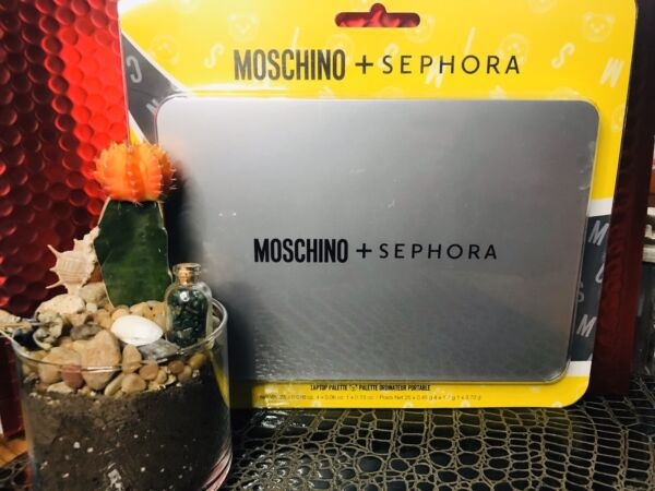 SEPHORA COLLECTION MOSCHINO SEPHORA LAPTOP PALETTE 💻 LIMITED EDITION SOLD OUT $94.90