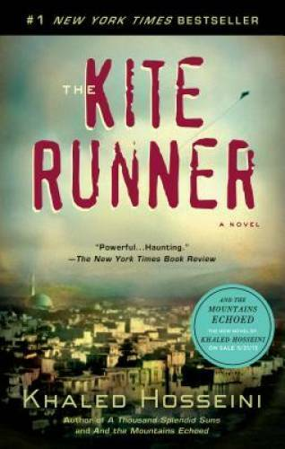 The Kite Runner Paperback By Khaled Hosseini GOOD