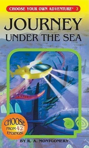 Journey Under the Sea (Choose Your Own Adventure #2) - Paperback - GOOD