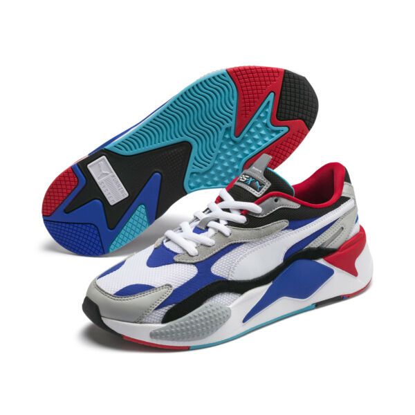 PUMA RS-X³ Puzzle Men's Sneakers Men Shoe Evolution