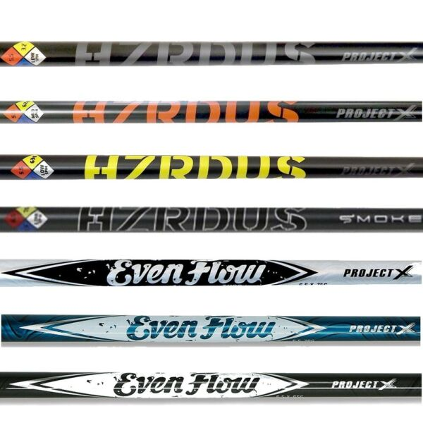NEW Project X Fairway Shaft Only - Choose your Model Flex Length