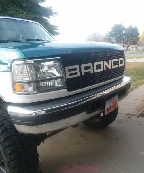 Ford bronco grill 92-96