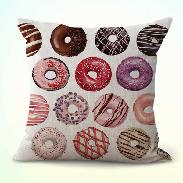 doughnut donut cushion cover patio furniture cushion covers $14.88