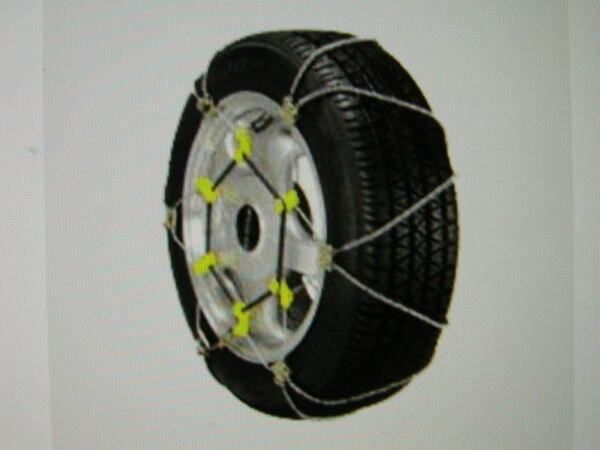 SNOWTIRE CABLE CHAINS PEERLESS #0143555LT 25550-17 25555-17 22560-18