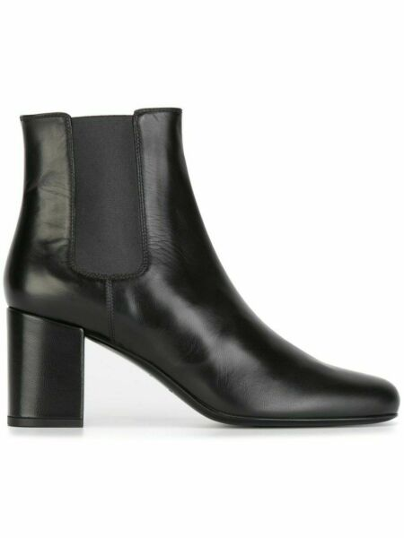 Saint Laurent Ankle Boots Booties High Heel Court Shoes 355