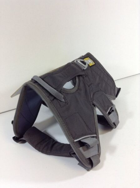 NEW Ruffwear Performance Dog Gear Gray Size S 22 27 lbs With Handle $60.00