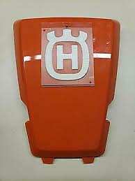 Genuine OEM Husqvarna APPLIQUE.SUBASM.GT.HUSQ.II Part Number 532444481
