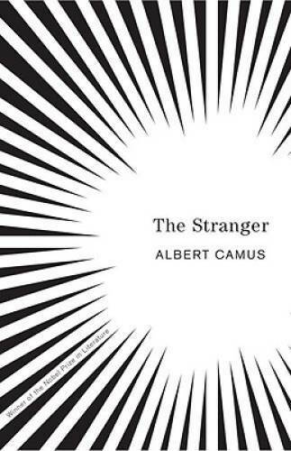 The Stranger Paperback By Albert Camus GOOD