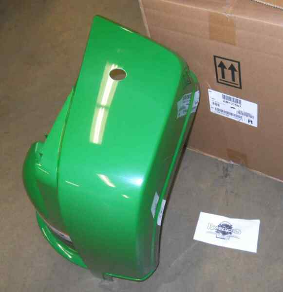 John Deere AM137567 Green Right Front Fender Gator 620i 850D