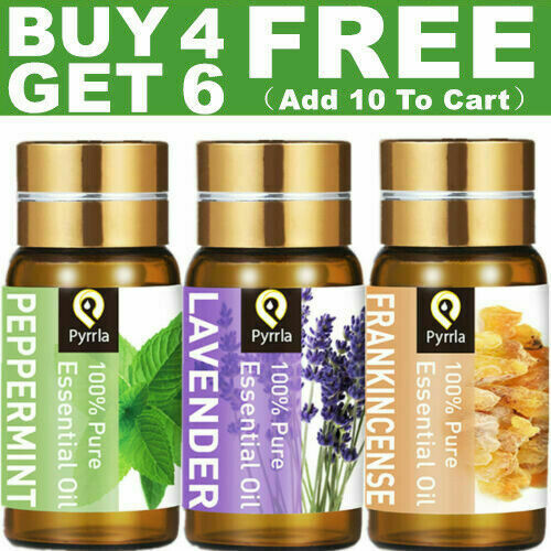 US Essential Oil 100% Pure Natural Aromatherapy Fragrance Scents Essential Oils