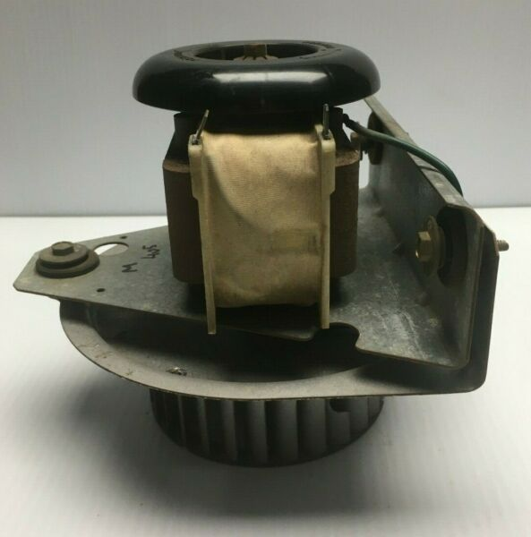 Durham HC21ZE114A Draft Inducer Blower Motor used FREE shipping
