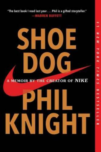 Shoe Dog: A Memoir by the Creator of Nike Paperback VERY GOOD $6.33