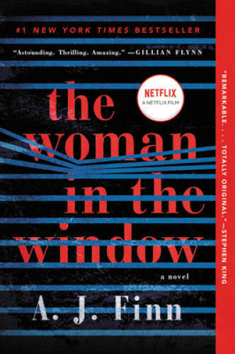 The Woman in the Window: A Novel Paperback By Finn A. J GOOD