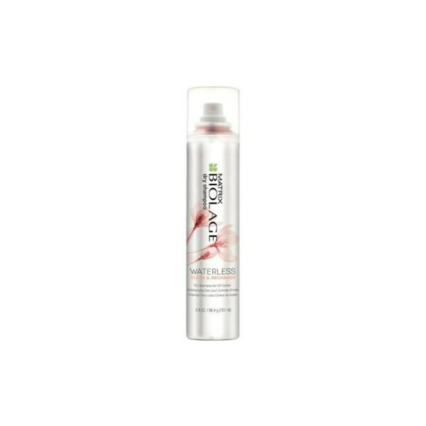 Matrix Biolage Waterless Clean and Recharge Dry Shampoo 3.4 oz dented $9.77