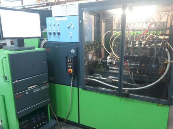 Bosch EPS 815 – The versatile and high performance component test bench with kit