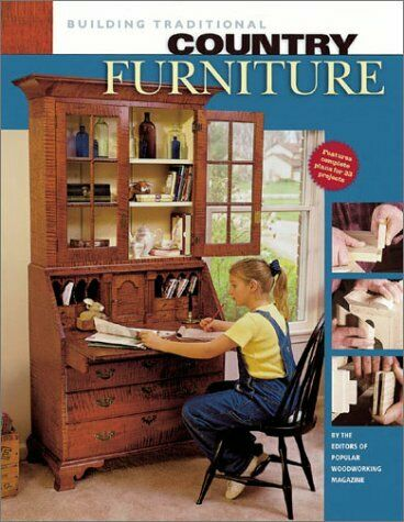 Building Traditional Country Furniture $6.15