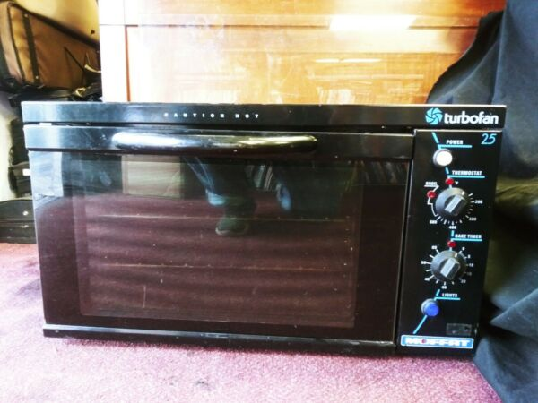 Moffat Turbofan E 25B Electric Commercial Convection Oven