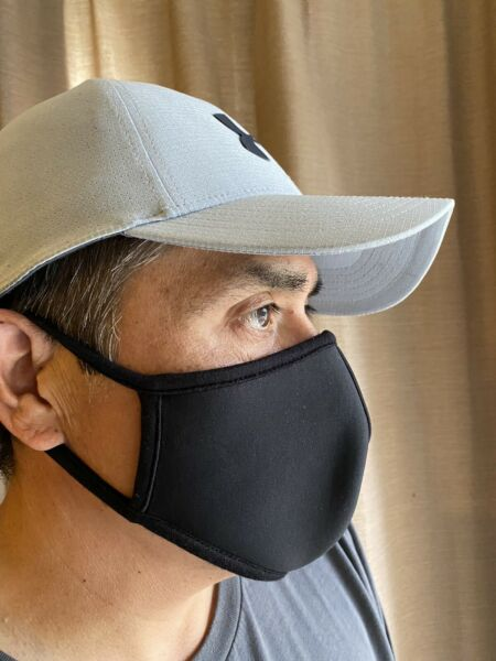 **High Quality** Reusable Face Mask Unisex Washable Comfortable wear
