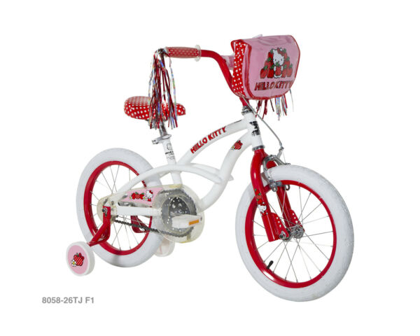 Hello Kitty 16quot; Bike For Girls with Custom Hello Kitty Graphics by Dynacraft $116.00