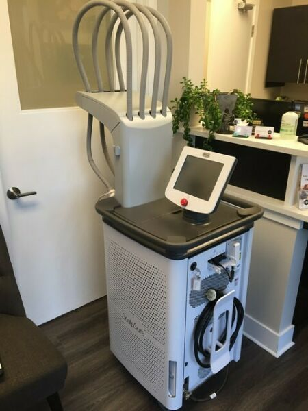Cynosure Sculpsure Heater upgrade with Submental &Accessories FDA APPROVED
