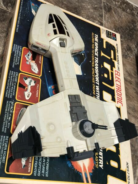 Vintage 1978 Star Bird 3D Printed Parts Only Package Milton Bradley (No Ship)