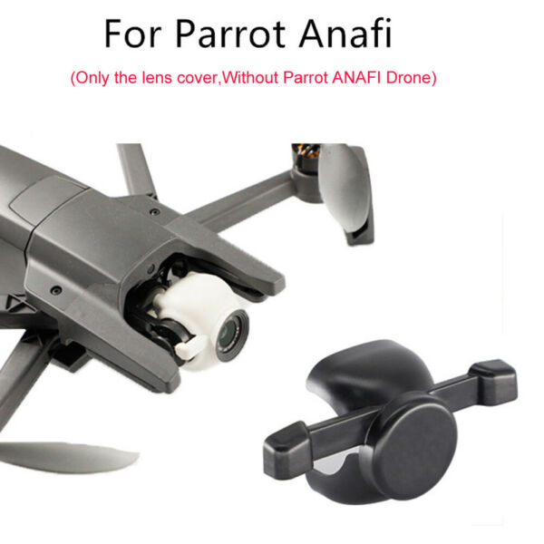 Lens Caps Scratchproof Protective Cover For Parrot Anafi Drone Lock Stabilizer