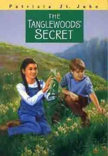 The Tanglewoods#x27; Secret Patricia St John Series Paperback GOOD