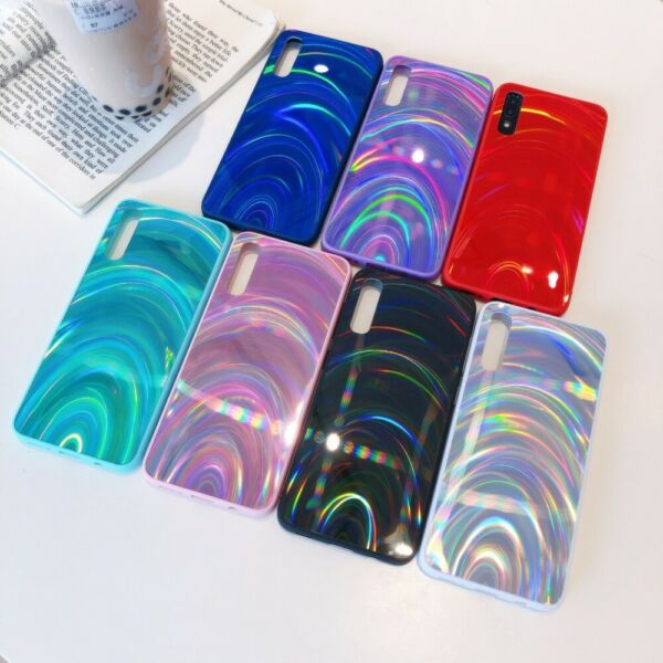 Colorful PC Shockproof Phone Case Cover For Samsung S20 A50 A30 A20 A51 A71 4G