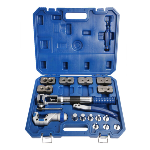 WK 400 Universal Hydraulic Expander amp; Flaring Tool Accurate Pipe Fuel Line Kit $155.25