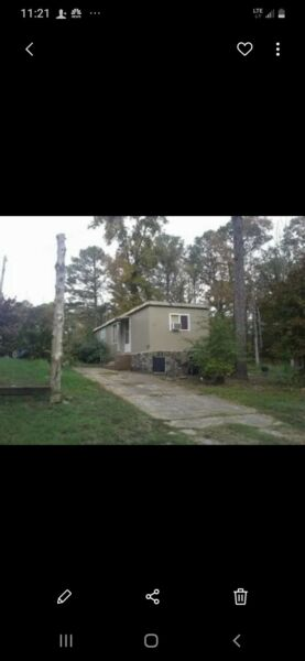 House land and warranty deed no reserve beautiful house