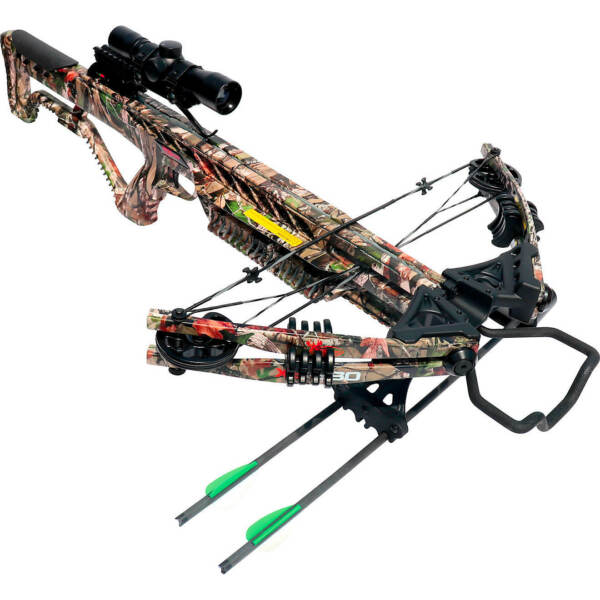 Barnett XB380 Wildgame Innovations XB380 Camo 380 FPS Package