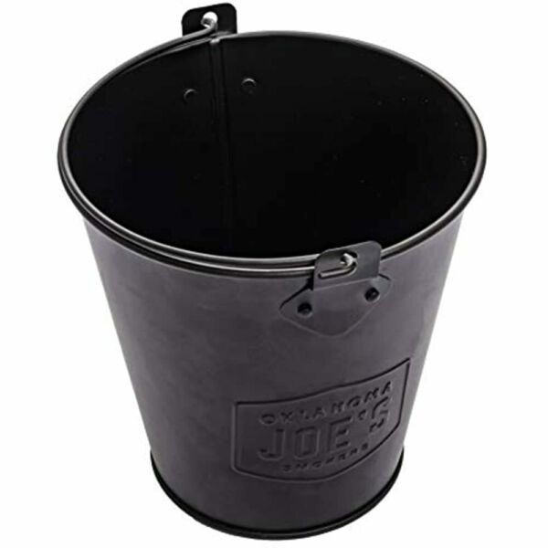 Oklahoma Joe&39s 9518545P06 Drip Bucket Black Garden & Outdoor FREE SHIP
