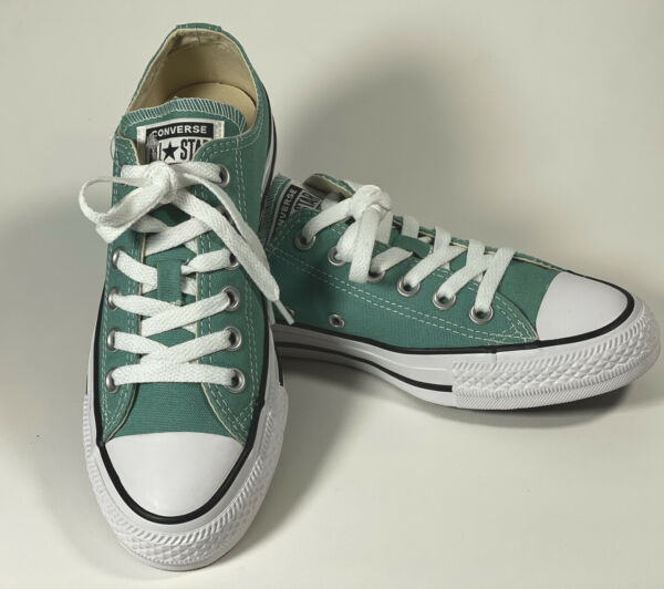 Converse Chuck Taylor Low 163354F Women's Sz 7 (Men sz 5) NEW Free shipping