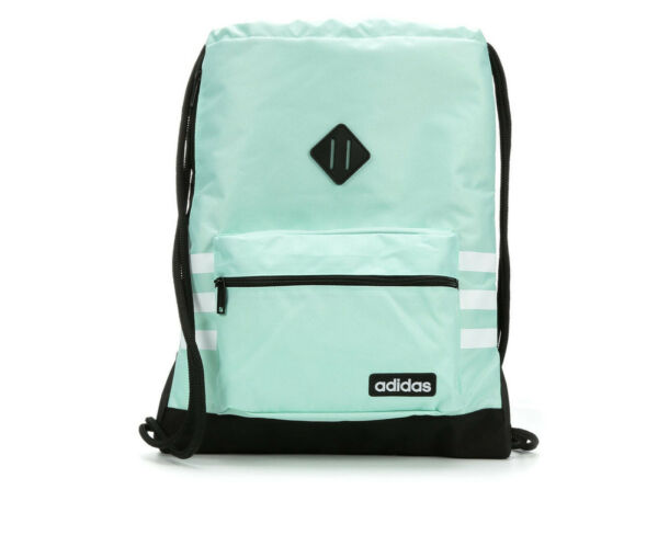adidas Classic 3S Sackpack, Mint