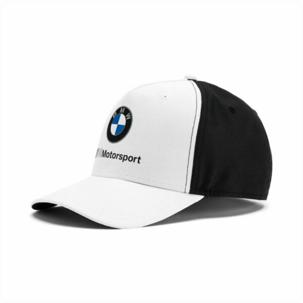 021769 02 Mens Puma BMW Motorsport Snapback Hat