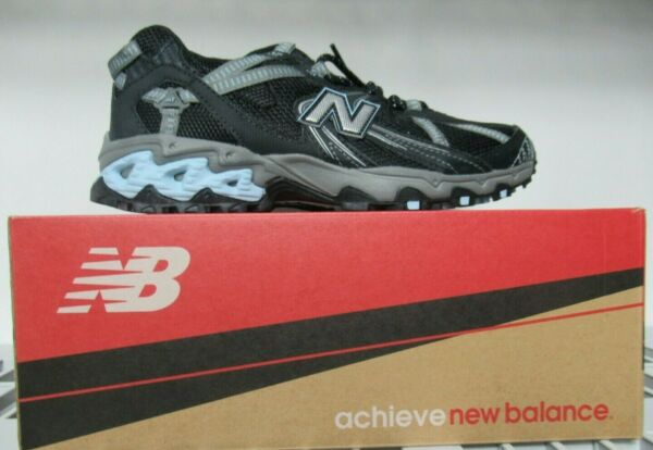 Womens New Balance 572 Wide D All Terrain Black Trail Running Shoes Sneakers