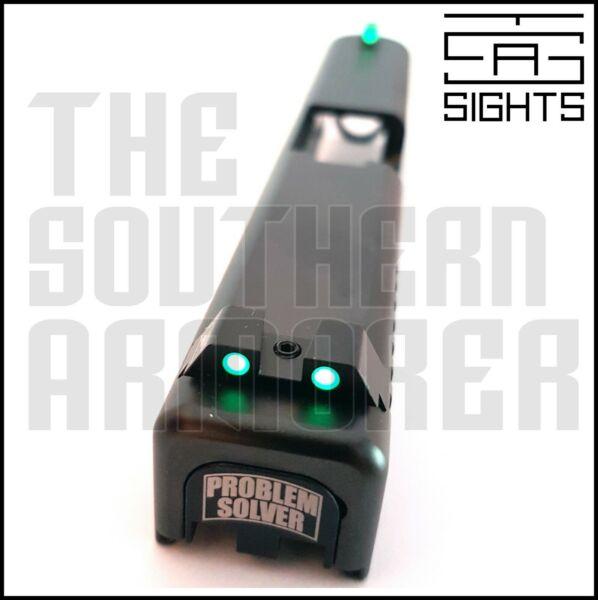 TSA NIGHT SIGHTS FOR GLOCK 17 19 20 21 22 23 24 26 27 29 30 34 35 36 39 44 45
