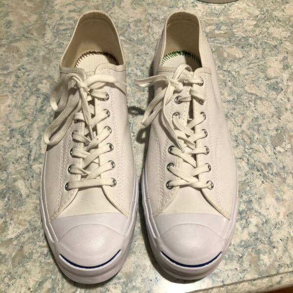 Men's Converse Jack Purcell Worn Well Urban Fashion Sneakers Sz 13M NEW no tags