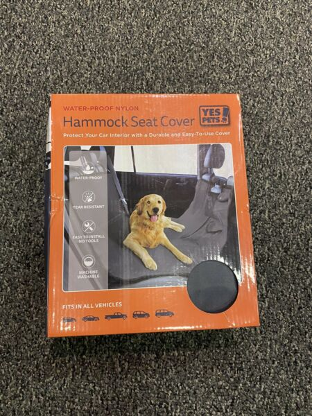 YES PETS Hammock Dog Seat Cover $20.00