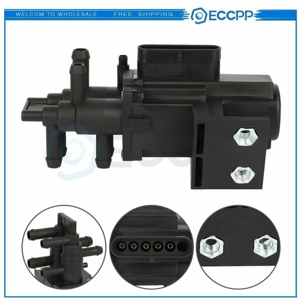 6 Port Fuel Gas Dual Tank Selector Valve For Oldsmobile Ford Dodge